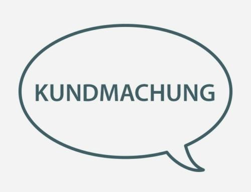 """Örtliches Entwicklungskonzept–Änderung 5.03 / Flächenwidmungsplanänderung 5.05 """"Thalersee"""""""