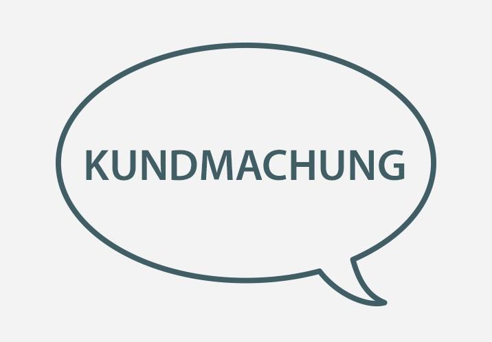 thal-kundmachung