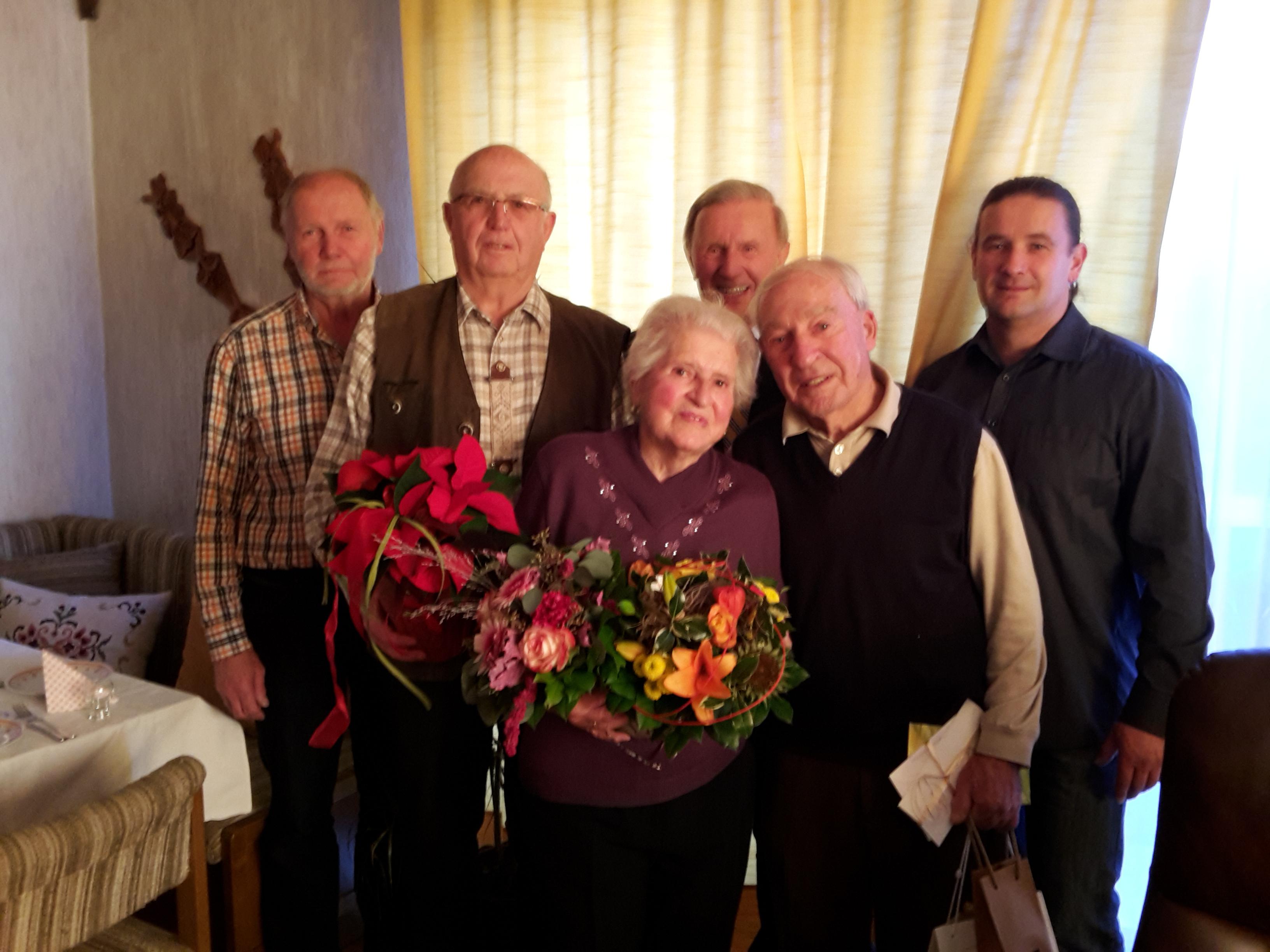 Friedl Hochzeit 4