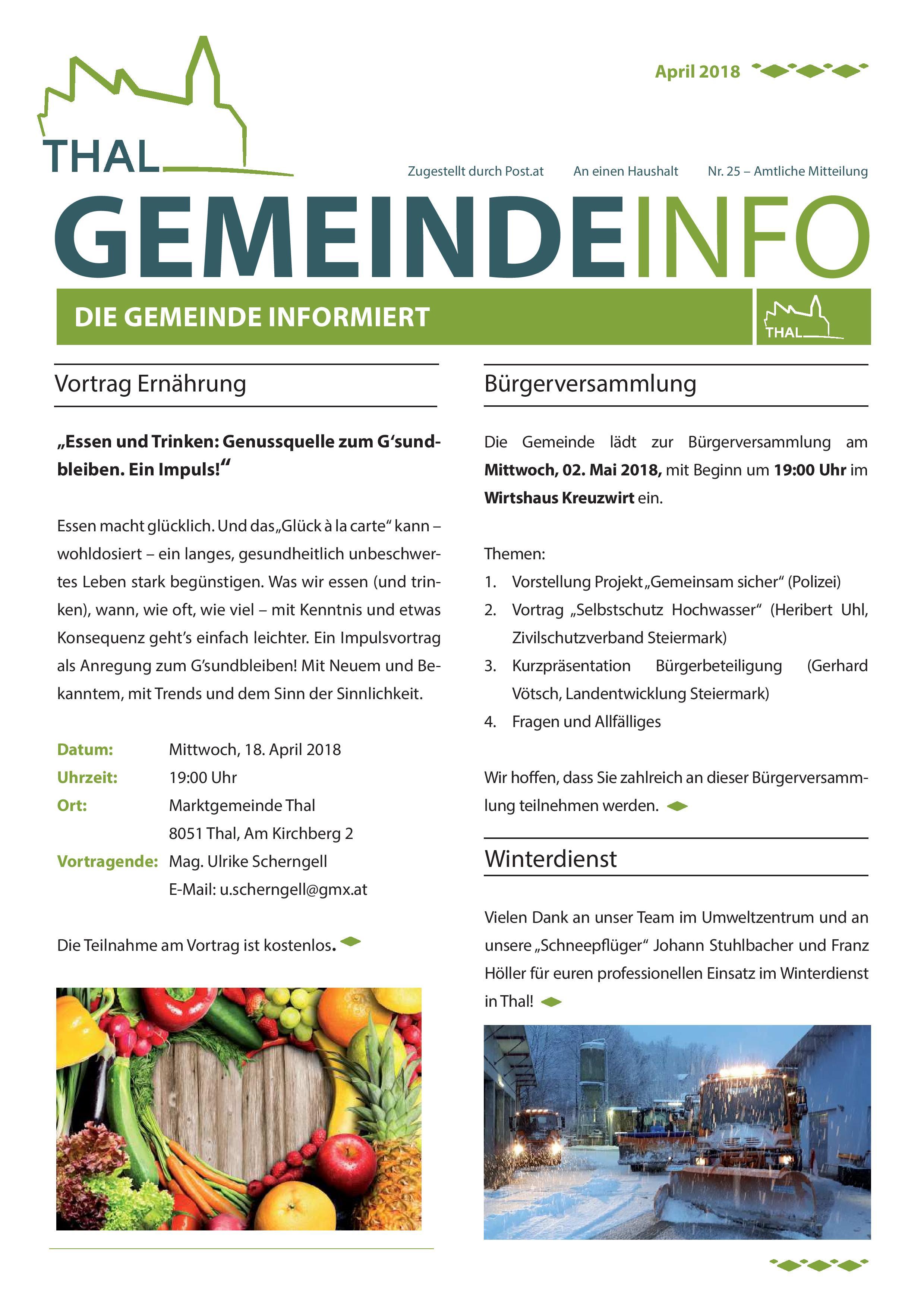 gemeindeTHAL-Flugblatt-Nr25_DRUCK.indd-page-001