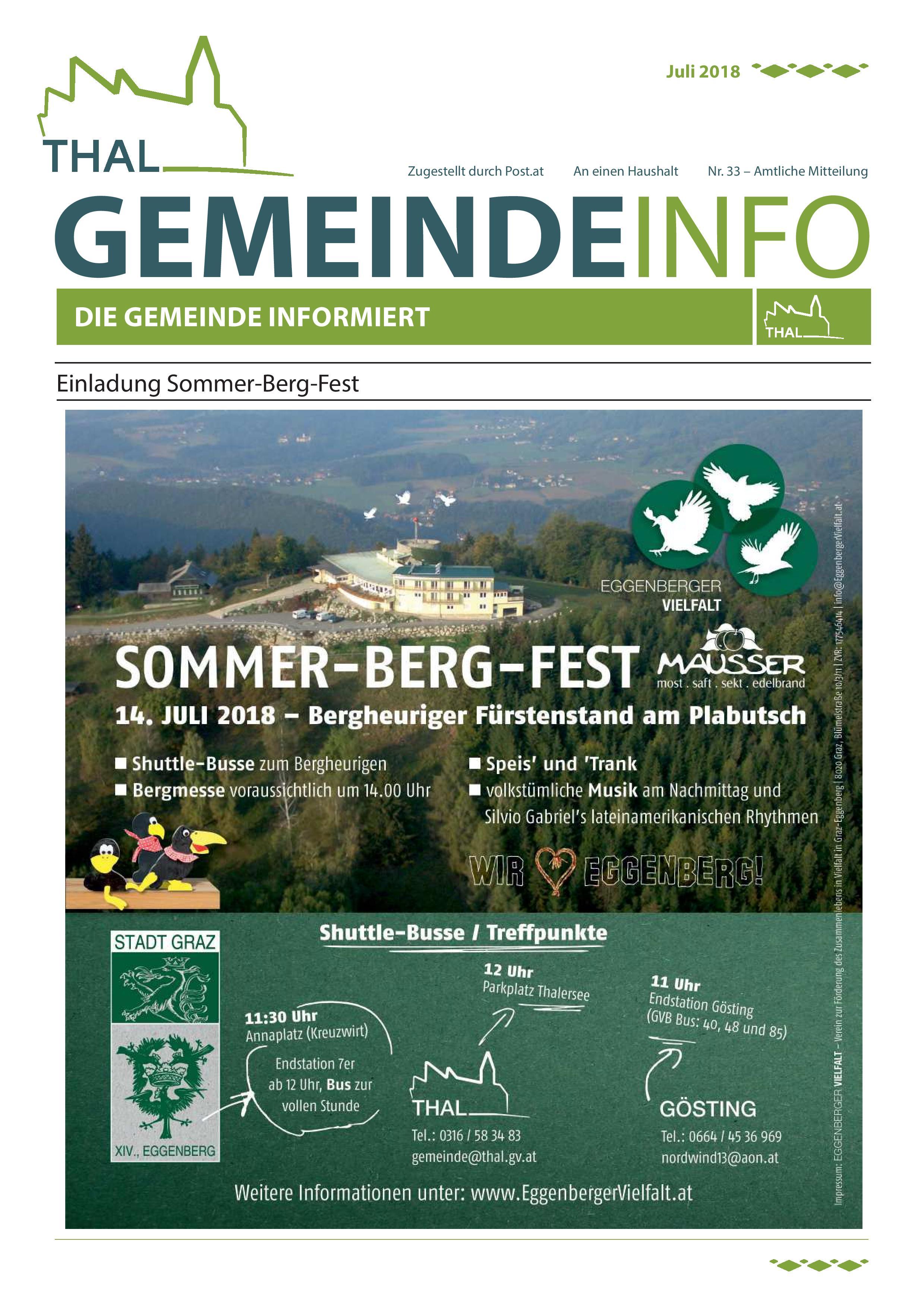 gemeindeTHAL-Flugblatt-Nr33_DRUCK.indd-page-001