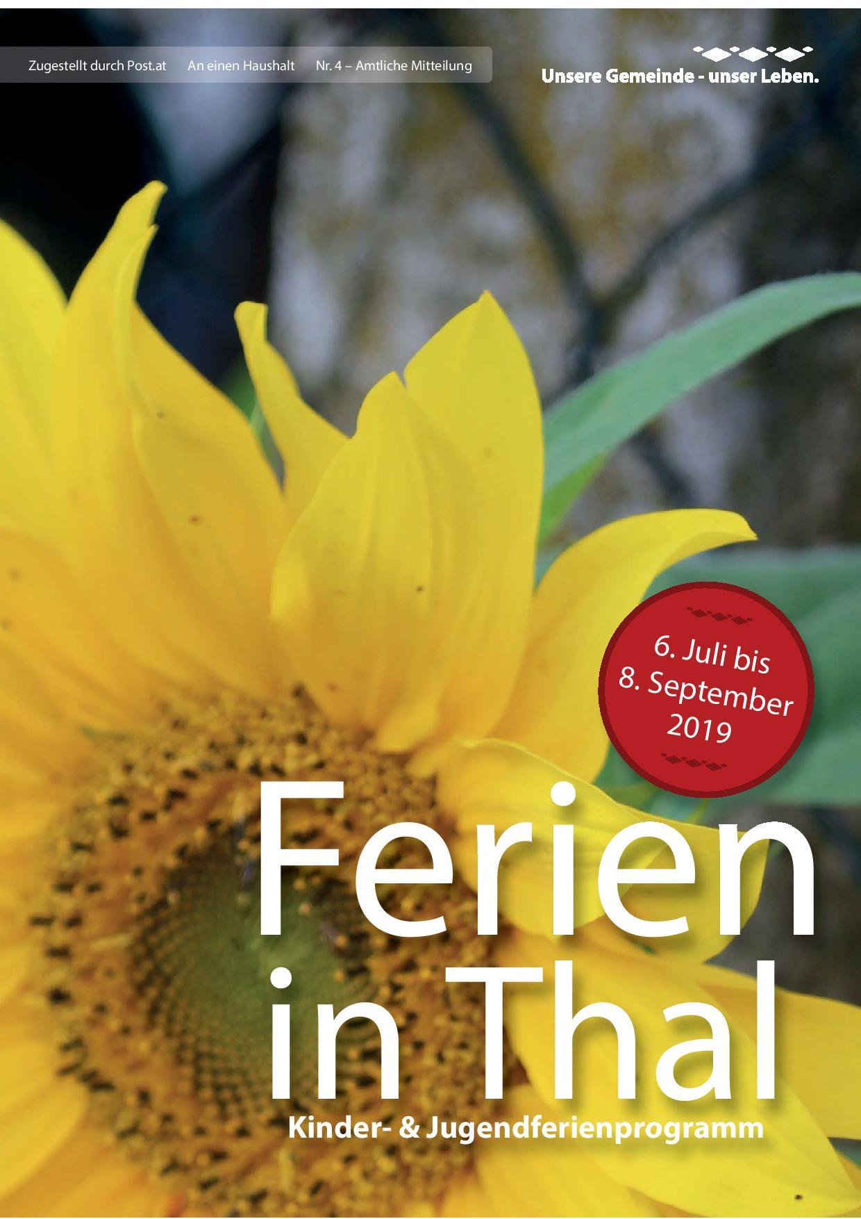 gemeindeTHAL-Ferienprogramm2019.indd-page-001