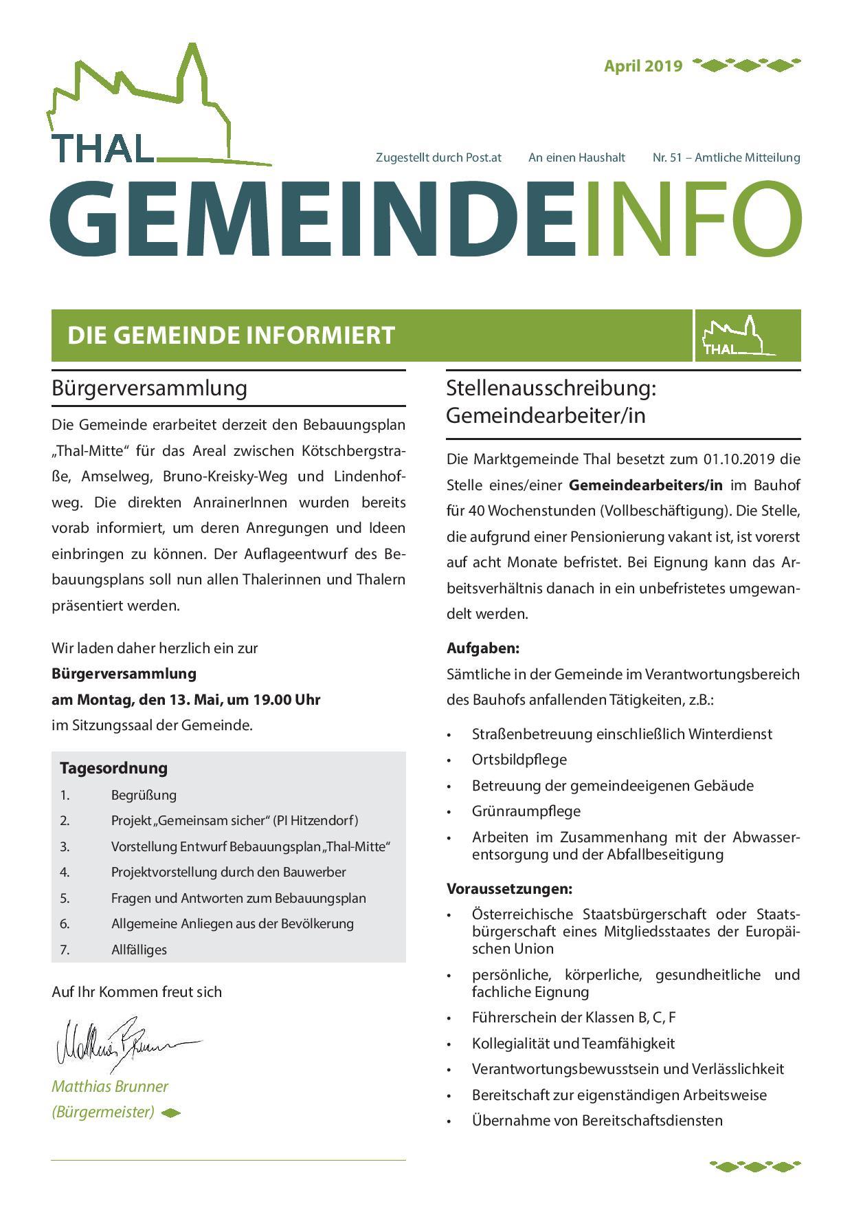 Gemeinde Info Nr. 51 - 25042019-page-001