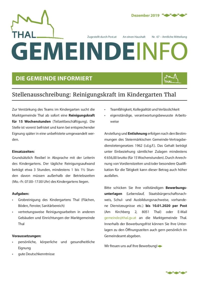 Gemeinde Info Nr. 67-page-001