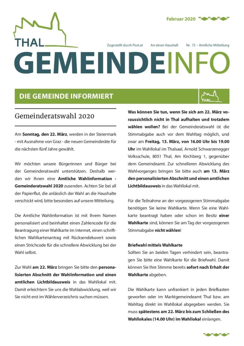 Gemeinde Info Nr. 72-page-001
