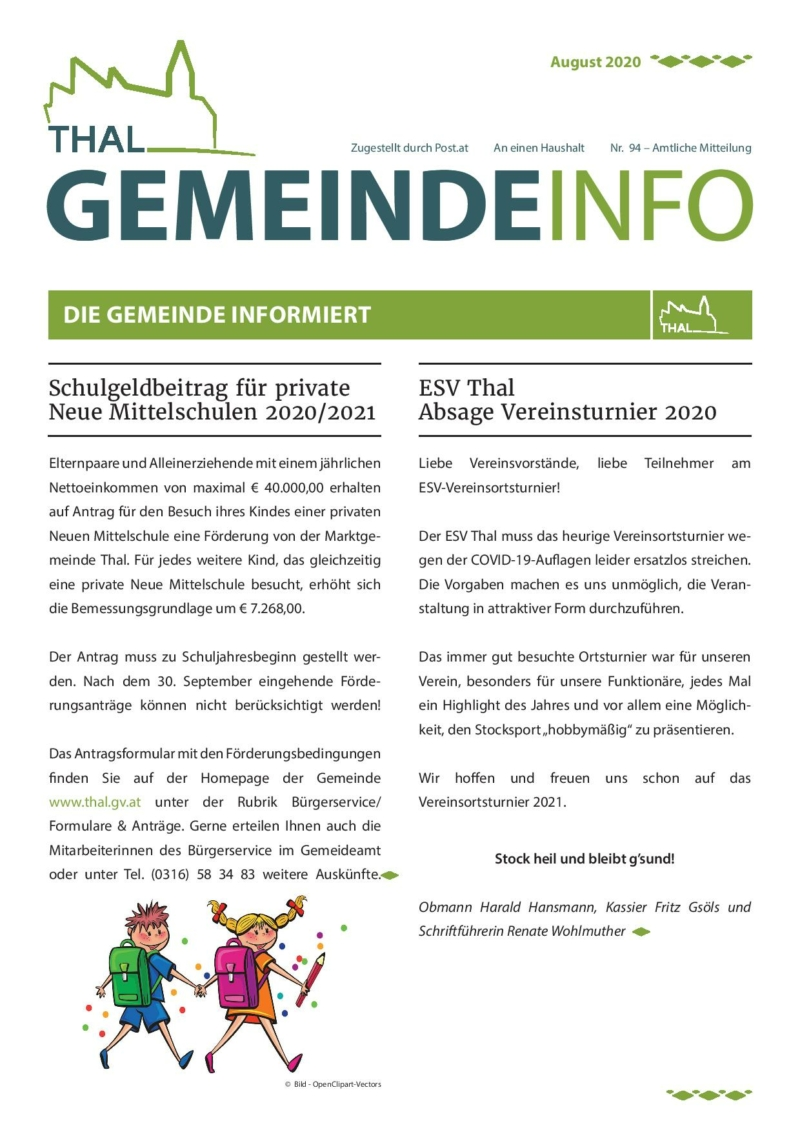 Gemeinde Info Nr. 94-page-001