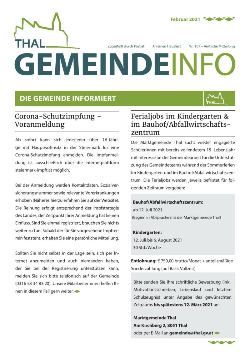Gemeinde Info Nr. 107-page-001