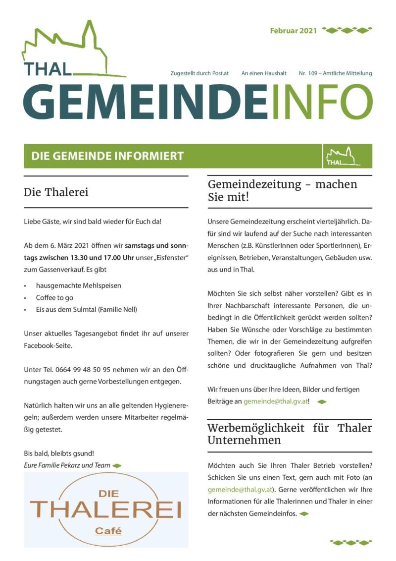 Gemeinde Info Nr. 109-page-001