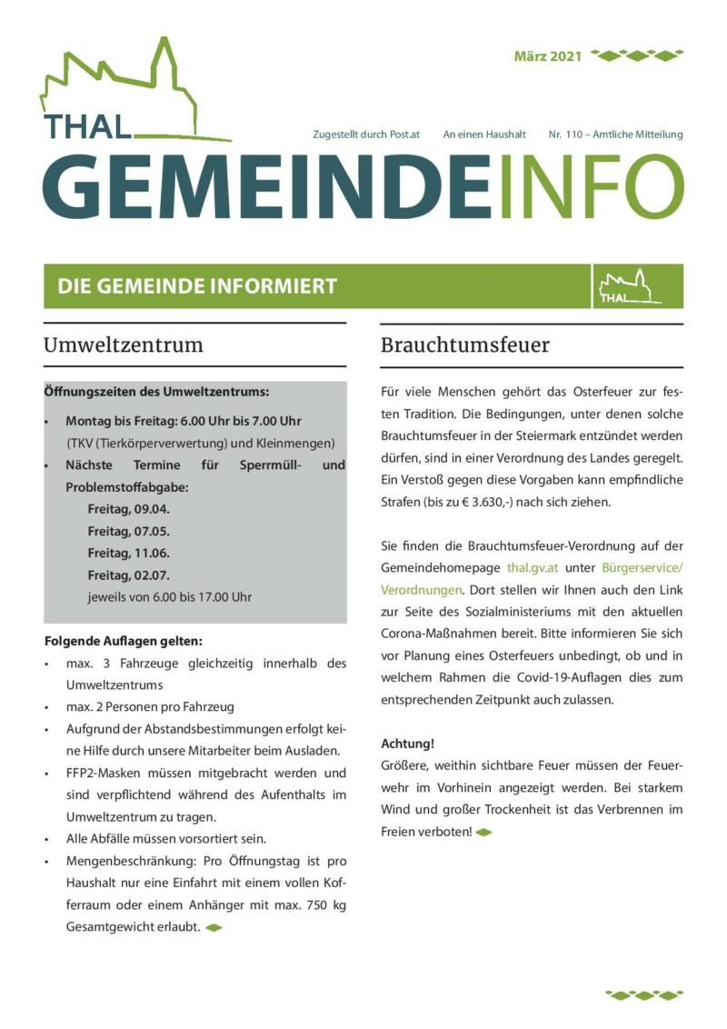 Gemeinde Info Nr. 110-page-001